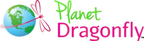 Planet Dragonfly Logo / Kelly Rudolph