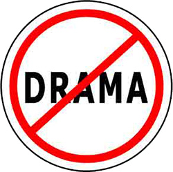 No Drama | Kelly Rudolph | Positive Women Blog