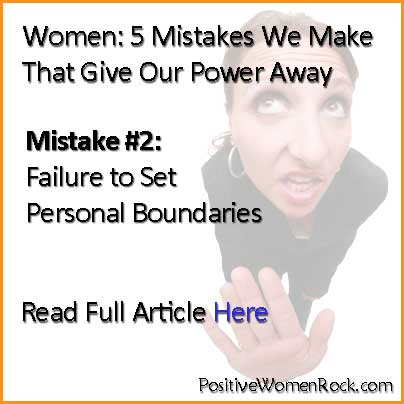 Failure To Set Personal Boundaries   Kelly Rudolph