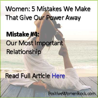 Women: 5 Mistakes #4 Most Important Relationship | Kelly Rudolph