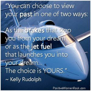 Past as brakes or jet fuel