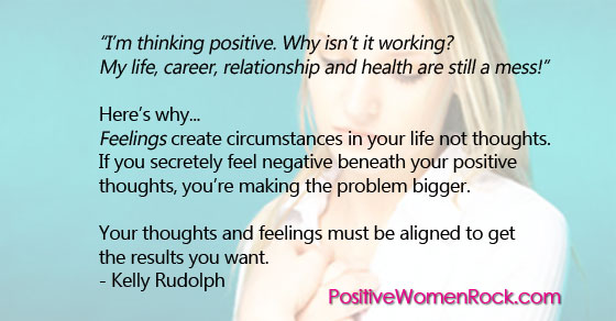 Positive Thinking Not Working? Follow These 3 Steps