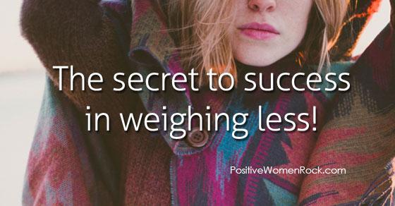 self-talk, weight loss
