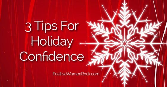 Holiday Confidence, Kelly Rudolph