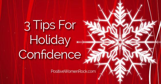 Holiday Confidence, Kelly Rudolph