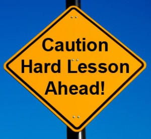 caution-hard-lesson-ahead