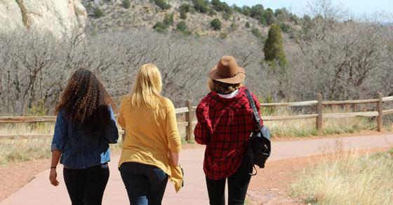 Girlfriends, Positive Women Rock