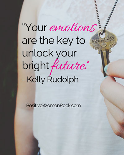 Keys to get what you want, Kelly Rudolph