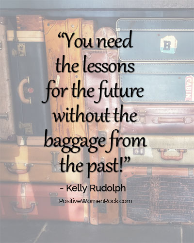 Need lessons without baggage, Kelly Rudolph